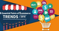 6 Essential Points of Ecommerce Trends For 2018