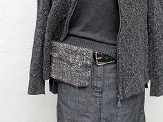 ::handwoven belt bag by rRradionica