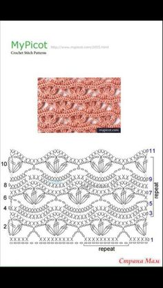 322 best crochet patternsdiagrams images on pinterest crochet crochet patterndiagram ccuart Image collections