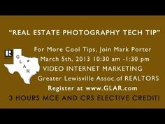 Real Estate Photography Tip: Basic Lighting for Shooting a Home - http://www.learnphotography.co/real-estate-photography-tip-basic-lighting-for-shooting-a-home/