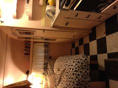 My vintage camper interior. 1968 fireball. The best summer project ever!
