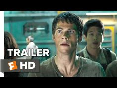 Maze Runner: The Scorch Trials Official Trailer #2 (2015) - Dylan O'Brien Sci-Fi Adventure HD - YouTube