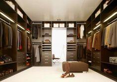 Cabine armadio da sogno - Una soluzione alternativa all'armadio