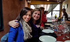 Great photo ladies! Thanks for coming to our April Monthly Networking Luncheon at Affresco!
