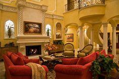 Casa Paralea - traditional - living room - other metro - JMA INTERIOR DECORATION