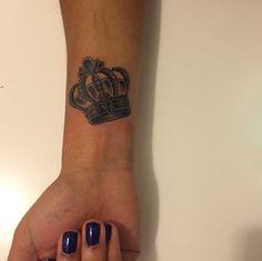 Quee/Princess Tattoo
