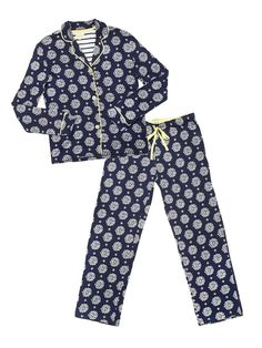 COASTAL MEDALLION PJ SET