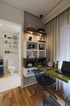 Small Rooms, Small Apartments, Teen Boy Rooms, Teen Boys, Small Bedroom Furniture, Home Organisation, Teenager, House Rooms, Decoration
