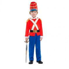 Déguisement Soldat de Plomb pour garçon #costumespetitsenfants #nouveauté2017