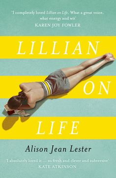 Lillian on Life Book Cover Design, book published by John Murray