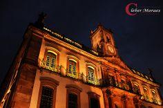 Museu da Inconfidência Noturna - Ouro Preto - MG - Brasil