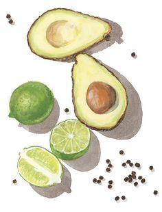 Avocado - Sophie MacCarthy