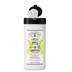 J.R.Watkins Aloe & Green Tea All-Purpose Wipes このあいだ店頭で見かけてパッケージに惚れた☆そしたらthe Laundressのtwitterの中の人が新たに買い付けてるブランドらしい…ますます気になる♪