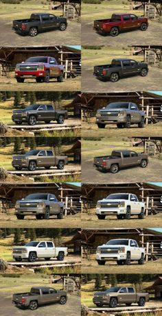 Silverado High Country Visualizer – Colors and 22-inch Wheels Galore21-tile   Car_Revs_Daily