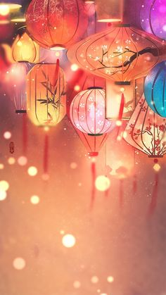 Are you looking for inspiration for wallpaper?Check this out for unique wallpaper inspiration. Lantern Drawing, Art Asiatique, Art Japonais, China Art, Anime Scenery, Ancient China, Fantasy Landscape, Landscape Art, Landscape Wallpaper