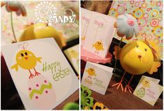 little chick Easter collection