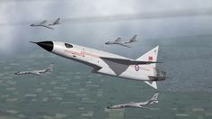 F103 Thunder Warrior | Republic CF-103 Thunderwarrior - No.425 Squadron, Royal Canadian Air ...