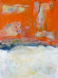 """Rue de la Rose"",  Acrylic, by Amy Longcope"