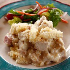 Chicken Cordon Bleu Casserole By Ree Drummond