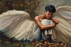 African American Art Black Art Romantic Religious Children Black History Black Greek Collections