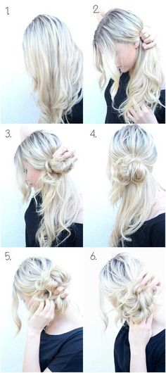 24 30 Messy Braid Hairstyles That You Will Love