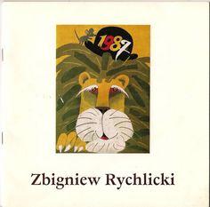 Zbigniew Rychlicki Plus Children's Books, Illustrators, Polish, Cover, Art, Art Background, Vitreous Enamel, Kunst, Illustrator