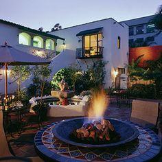 Spanish Garden Inn - Santa Barbara, CA
