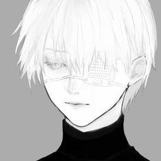 so pretty tg // kaneki ken Chica Anime Manga, Anime Kawaii, Anime Guys, Ken Kaneki Tokyo Ghoul, Tokyo Ghoul Manga, Manga Art, Anime Art, Tokyo Ghoul Pictures, Image Manga