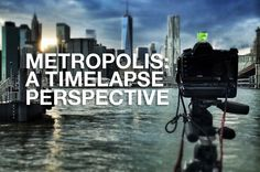"""Metropolis: A Time Lapse Perspective"" My documentary on Aljazeera English Channel right now! CHECK IT out! :)"