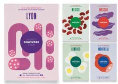 Omnivore (GL Events) Saison 4 — Atelier Marge Design