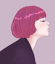 study portrait by Yu-koi.deviantart.com on @DeviantArt