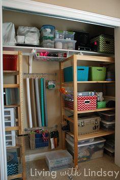 Tips to create a multipurpose closet