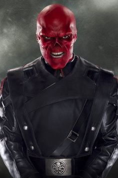 Pictures of This Red Skull-Inspired Body Mod Are Worth 1,000 WTFs