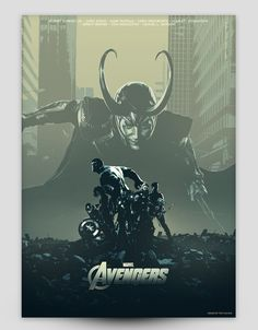 Movies Posterized on Behance