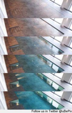 Hydrofloors