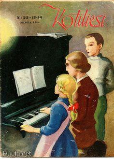 Kotiliesi 1946-23 (M. Wendelin)