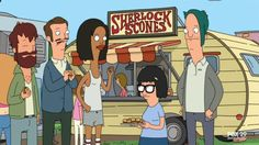 Watch Clips From the Bob's Burgers Food Truck Episode