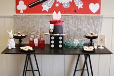 Boys Magic Themed Birthday Party Ideas