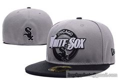 MLB Chicago White Sox 9Fifty Fitted Hats Retro 196