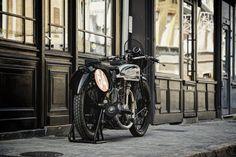 "1937 Norton International M40 ""ex-factory   ""LEGEND MOTORS"