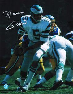 Autographed Roman Gabriel Philadelphia Eagles 8x10 Photo