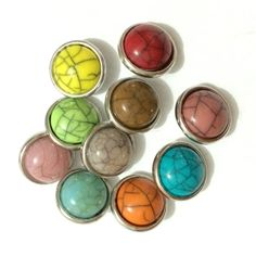 Ginger Snaps Jewelry Wholesale | -wholesale-50pcs-lot-Mix10-colors-Ginger-Snaps-Button-Charm-Jewelry ...