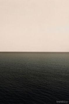 Hiroshi Sugimoto Tyrrenian Sea
