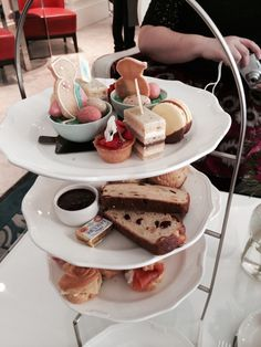 The Drawing Room at The Ampersand Hotel in London, Greater London gluten free tea