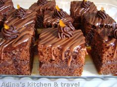 Adina's kitchen & travel: Prajitura Amandina