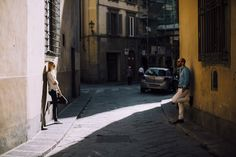 Cool Engagement Shoot in Florence | Stefano Santucci Photography | Bridal Musings Wedding Blog 15