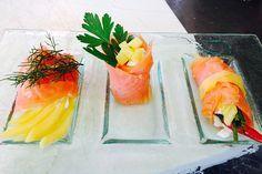 Bocconcini di salmone e mango | Food Loft - Il sito web ufficiale di Simone Rugiati