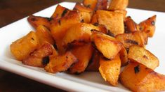 Sweet Potato Homefries (recipe includes bacon grease...you know, diet food.)