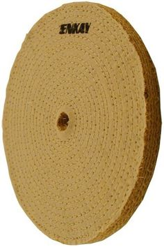 8 Sisal Buffing Wheel 8 x 11 Ply 58 thick x 58 Hole Model 158S ** Check this awesome product by going to the link at the image.