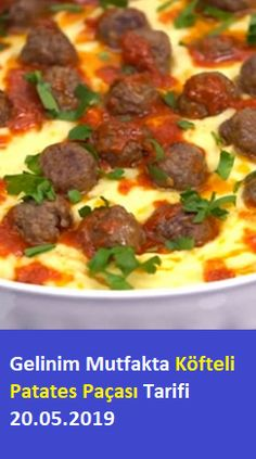 Bride's Meatball Potato Recipe in the Kitchen Potato Recipes, Meat Recipes, Dinner Recipes, Food Articles, Homemade Beauty Products, Meatball, Brunch, Health Fitness, Potatoes